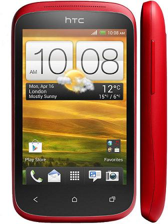 HTC-DESIRE-C-in-ROT-RED-ORIGINAL-NEUWARE
